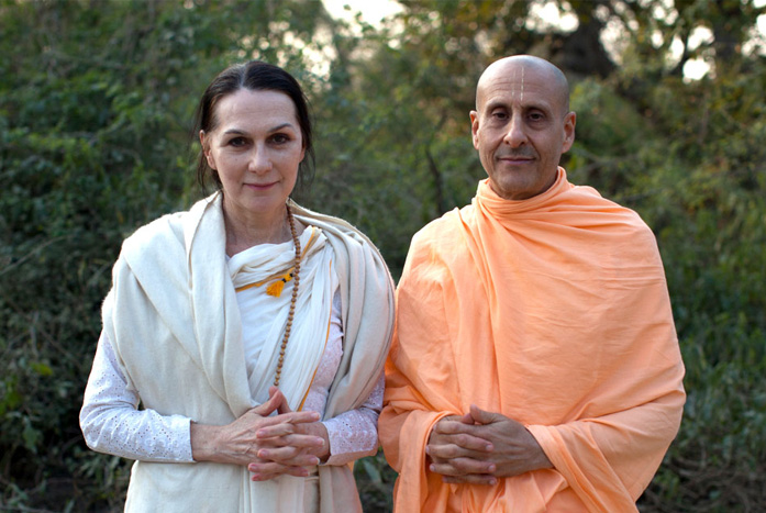 Radhanath Swami's Visionary address at the Eco-village