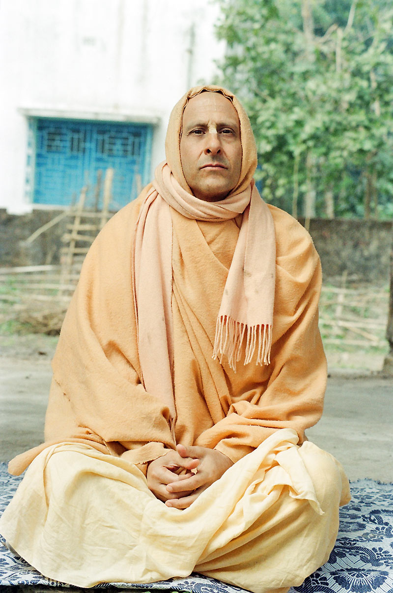 Radhanath Swami Photo