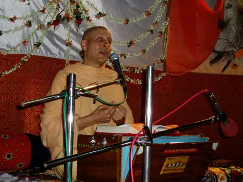 Radhanath Swami Special Photo