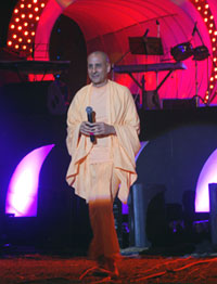 Radhanath Swami at Inspiro2012 Event