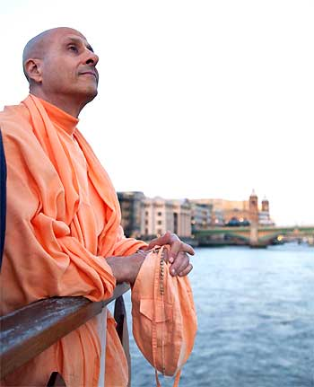 Radhanath Swami at London